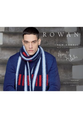 뉴노르딕 맨 (Rowan New nordi Men's Collection)-재입고